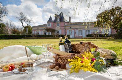 Pique-Nique au château Loudenne