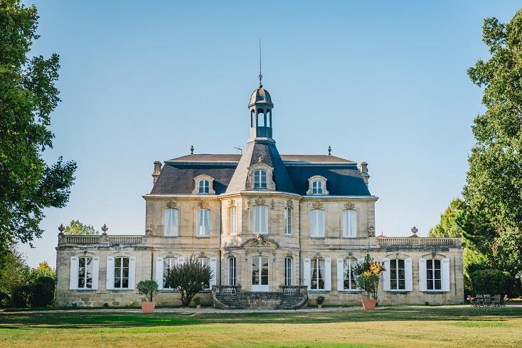 Château Fonréaud : réservez et payez en ligne vos visites à Bordeaux
