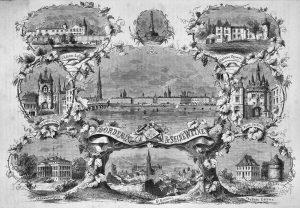 Exposition universelle Paris 1855