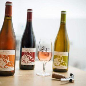 Vin rosé, rouge et gris de Lorraine