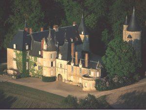 Le Château de Tracy vous accueille en Pouilly-Fumé