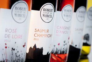 Sélection de vins de la Cave Robert et Marcel
