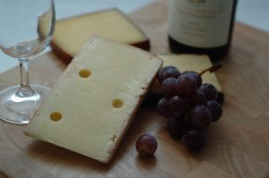 What wines with cheese?