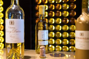 Doisy daene Sauternes accord met vin oenotourisme wine tour booking
