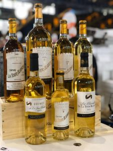 Sauternes La Tour Blanche accord met vin oenotourisme wine tour booking